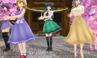 Arlvit Touhou Models - Crayon Pop - Bar Bar Bar